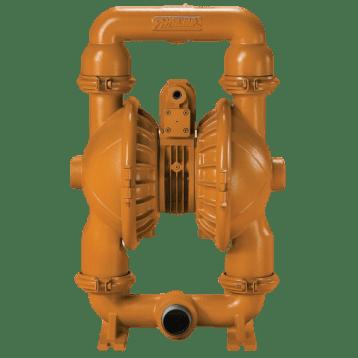 """Zeeline 1043 2"""" High-Flow Industrial Double Diaphragm Pump"""