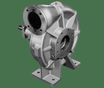 """Gorman-Rupp 63D31-B 4"""" x 3"""" Standard Centrifugal Pump"""