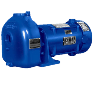 "Gorman-Rupp 81 1/2D3-E.75 1.5"" Self Priming Centrifugal Pump"