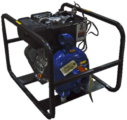 "2"" Shield-A-Spark Pump (Diesel Yanmar Engine)"