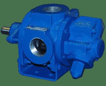 """Gorman-Rupp GMS1DE3 /40C70A 1"""" Rotary Gear Pump"""