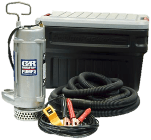 Gorman Rupp SE1 1/2B3-E.33 12V Submersible Pump