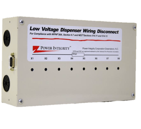 Power Integrity Dispenser Disconnects for Intercom and Media Circuits