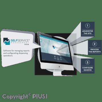 PIUSI self service management 2018