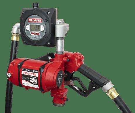 Fill Rite NX25-120NB-AC 120 VAC nextec Continuous Duty Pump