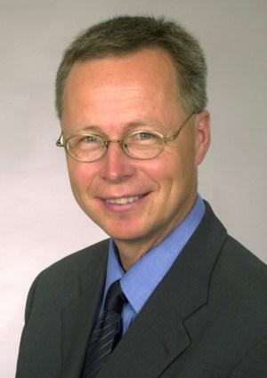 Professor Mikael Wiberg