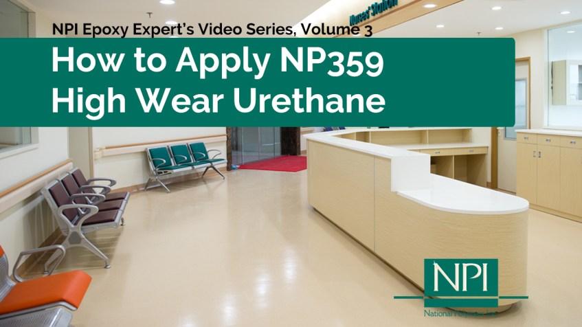 NP359 High Wear Urethane