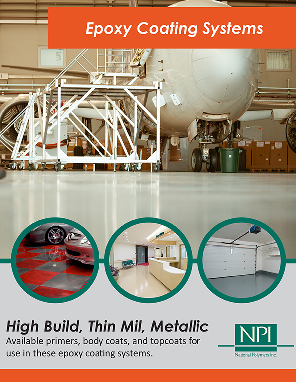 NPI Epoxy Coating Systems