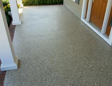 Waterproof Concrete Coatings