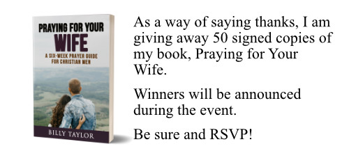 Praying for Your Wife Giveaway