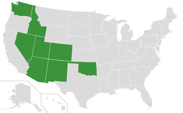 Map of Match States