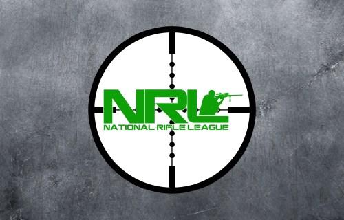 NRL Reticle Sticker