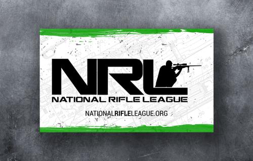 NRL Vinyl Mesh Banner