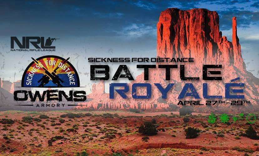 Sickness for Distance Battle Royale