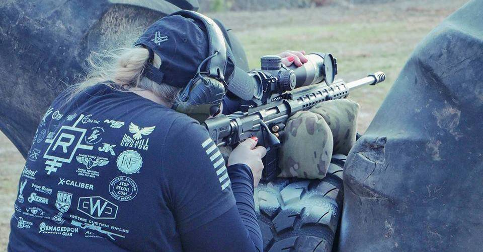 Absolute Zero Sniper Match AAR Sara Arrington