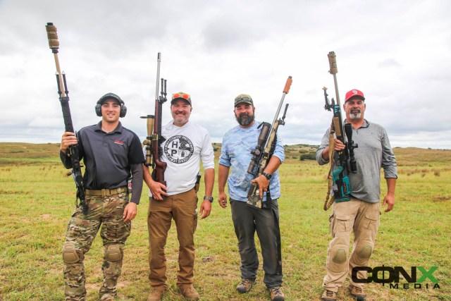 Butch's Oklahoma Shoot