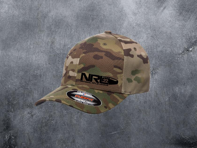 f4348436e26 NRL22 MULTICAM FLEXFIT HAT - National Rifle League