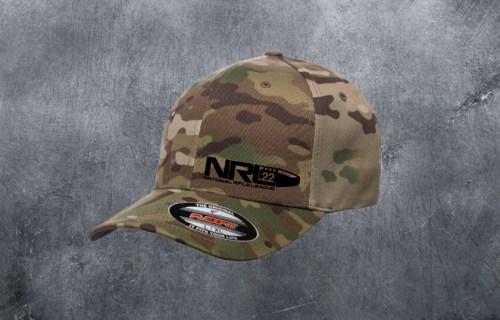 NRL22 MULTICAM FLEXFIT HAT