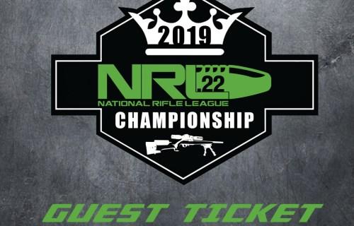 NRL22 CHAMPIONSHIP GUEST