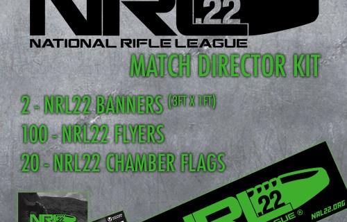 NRL22 Match Director Kit
