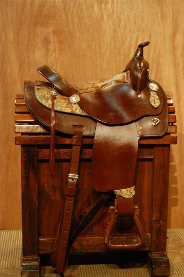 Simco Camo Trail Saddle