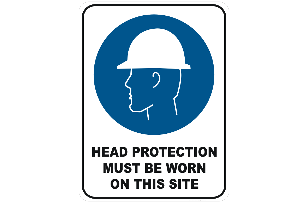 Printable Safety Signs And Symbols