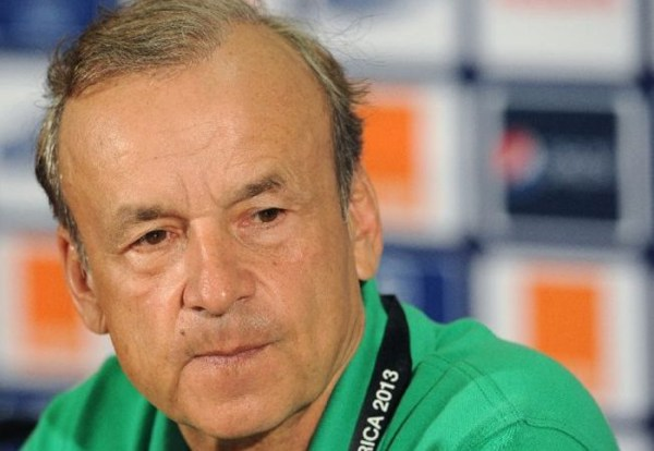 Rohr admits to facing selection headache ahead of Sierra Leone games