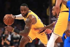 LeBron James: First Player To Triple-Double Against All 30 NBA Teams