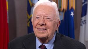 Former US President, Jimmy Carter Hospitalized To Relieve Pressure In Brain