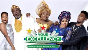 Funke Akindele's Directorial Debut, 'Your Excellency' Gets Official Trailer (Video)