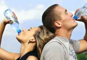 Drink plenty of clean water to boost your immune system