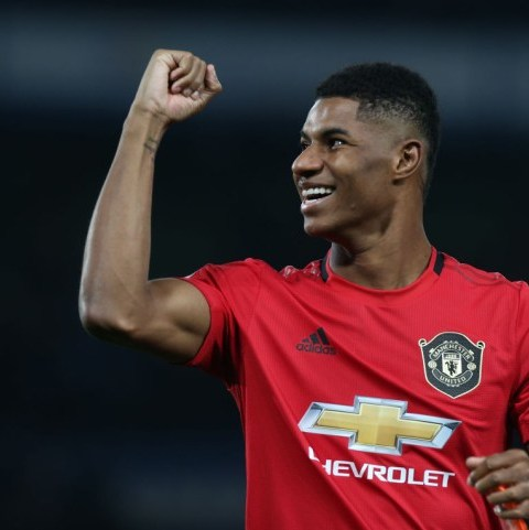 Rashford Receives Special Recognition Award