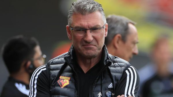 Watford sacks Pearson with two games to play in season