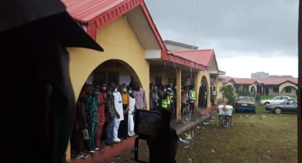 Heavy rainfall disrupts election, destroys polling booths in Ondo