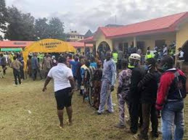 Ondo election records large voters turn out