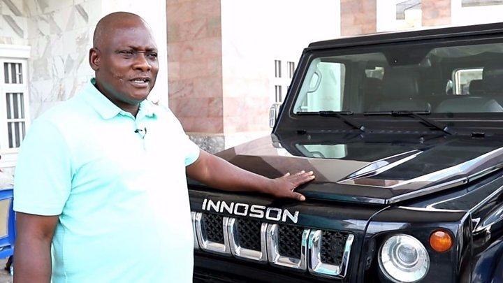 Innoson wins `2020 Car Maker of the Year' award – National Sports Link