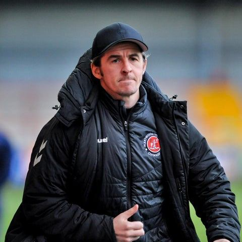 Joey Barton has been appointed Bristol Rovers manager