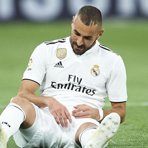 Benzema has tested positive for Covid-19 ahead of the new season