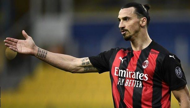 AC Milan has angered the Swedish national team coach