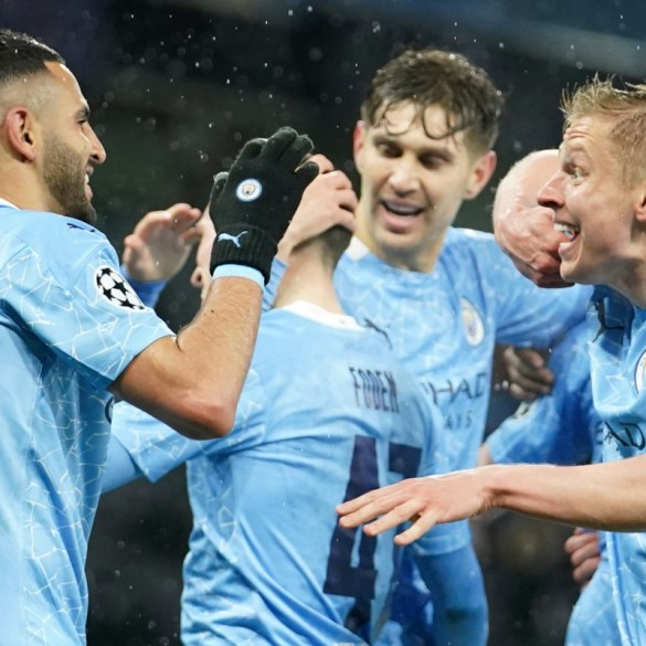 Man City stars could scoop up to £1m each if they win the Champions League final