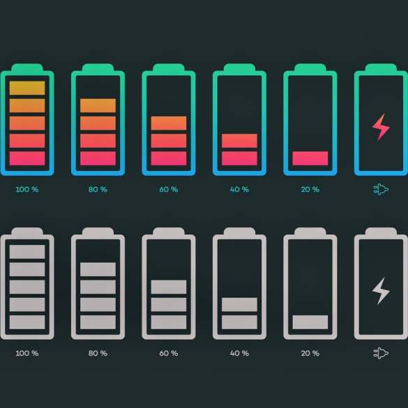 Phones and laptops could be charged in five minutes