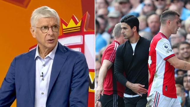 Arsene Wenger insists Arsenal are in good shape despite their woeful start