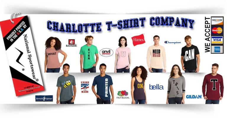 charlotte t-shirt company
