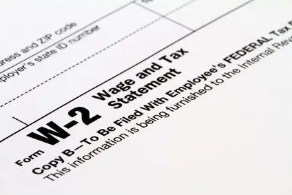 W-2 Form Finder Online