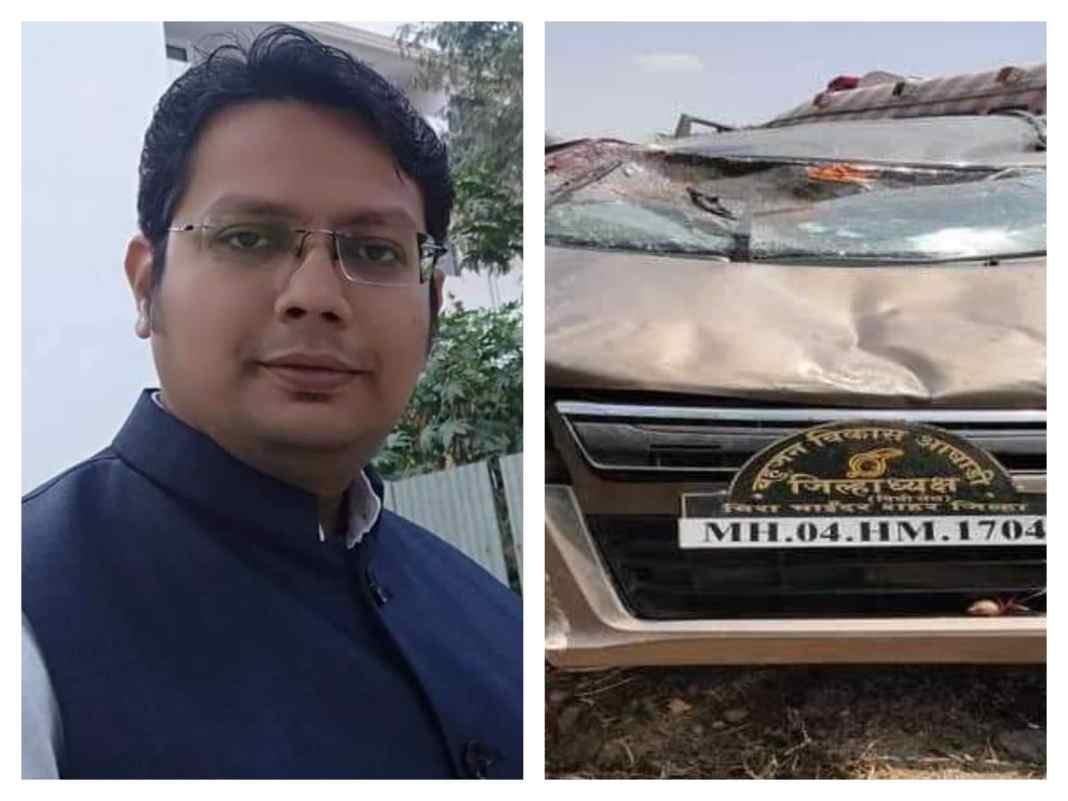 palghar-sadhu-lynching-deceaseds-lawyer-dead-in-a-road-accident