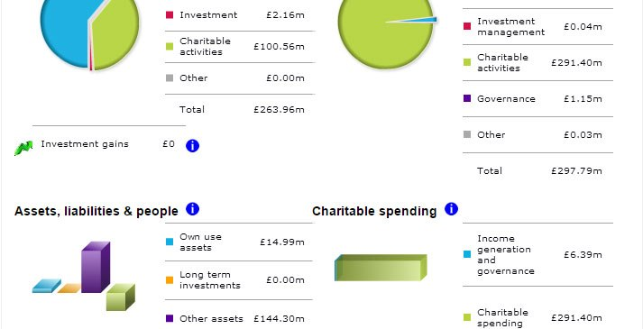CITB charity accounts
