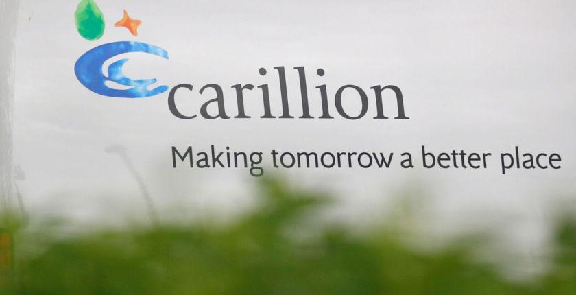 Carillion goes into liquidation