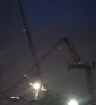 Crane collapse in london