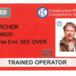 New Red CPCS card that has caused confusion