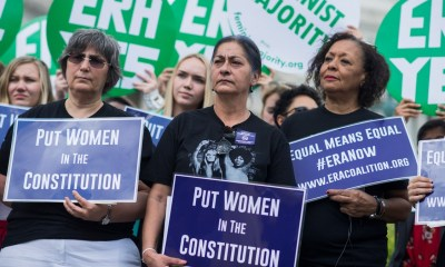 An Amendment Protecting Women Is about to Finally Be Ratified. What Happens next Is Complicated.